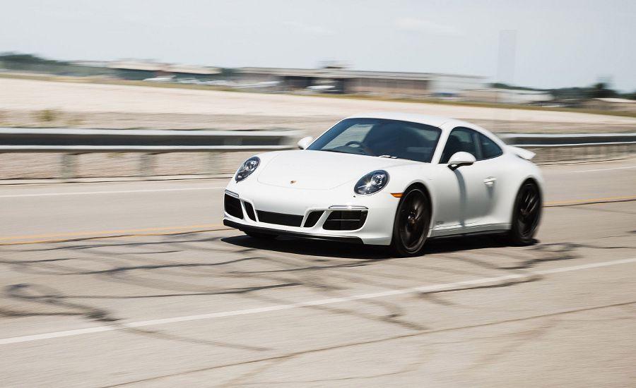 2020 Porsche 992 Gt3