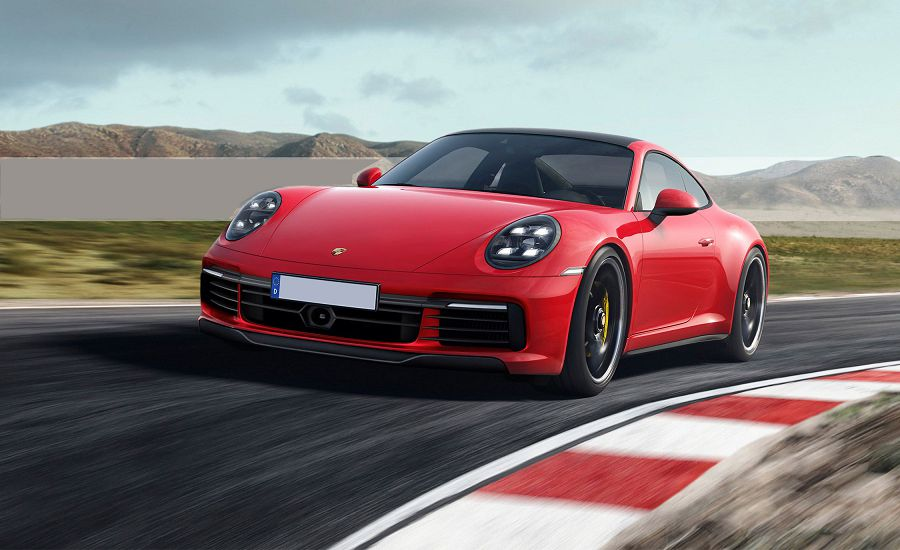 2020 Porsche 992 New Generation