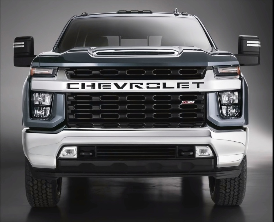 2020 Silverado Hd Official Look
