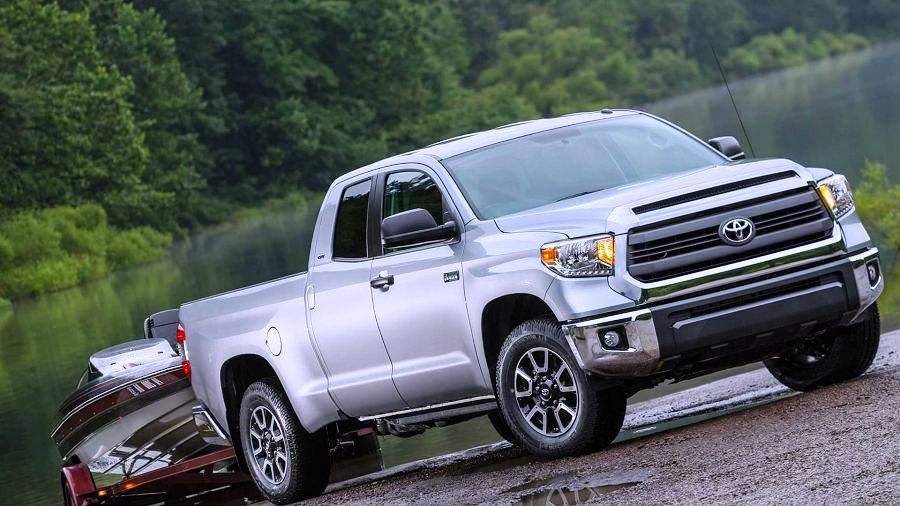 2021 Toyota Tundra Price