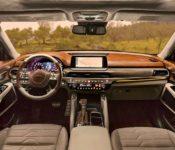 Kia Telluride 2020 2019 Dimensions