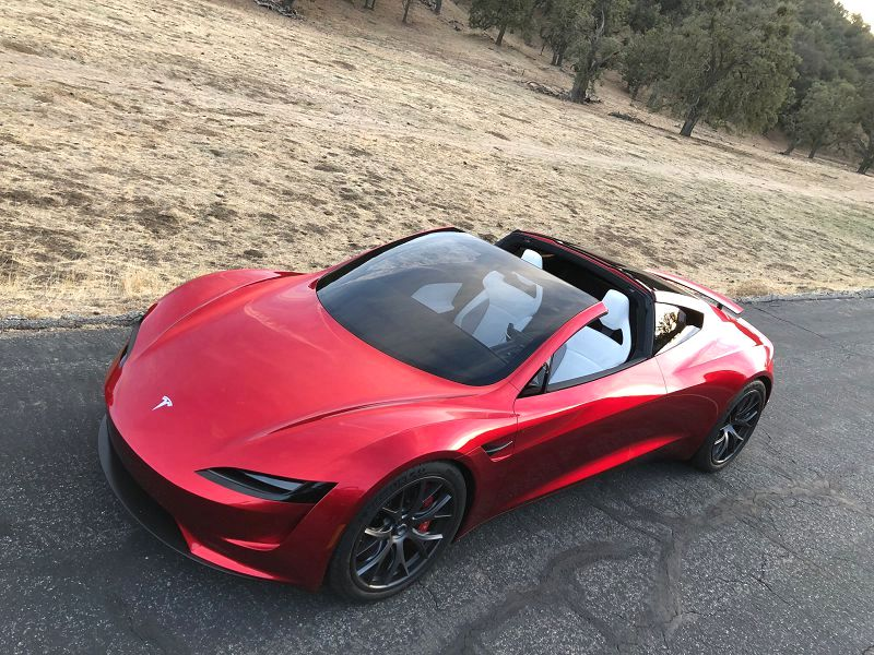Tesla Roadster 2020 Price Estimated