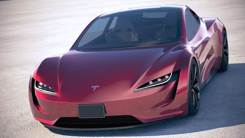Tesla Roadster 2020 Price Hp