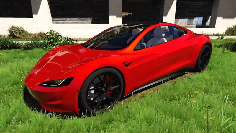 Tesla Roadster 2020 Price In India