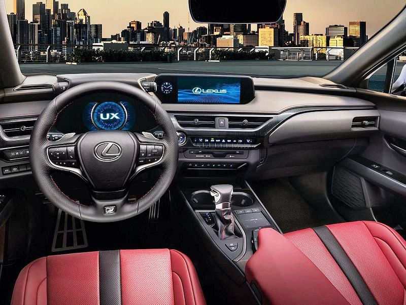 2019 Lexus Ux 250h Dimensions Interior Lease Specs Horsepower