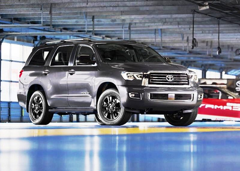 2020 Toyota Sequoia Trd Pro For Sale Price Msrp News Model Grill