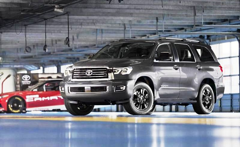 2020 Toyota Sequoia Trd Pro Price Msrp News Model Grill