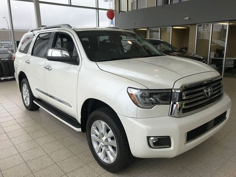 2020 Toyota Sequoia Trd Pro Release Date Price Msrp News Model Grill