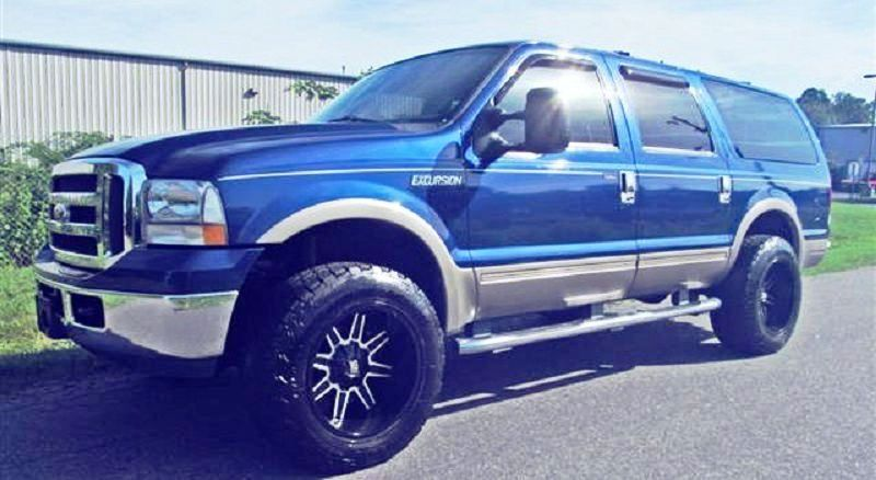 Ford Excursion Coming Back Diesel Pictures Concept Towing Capacity Specs