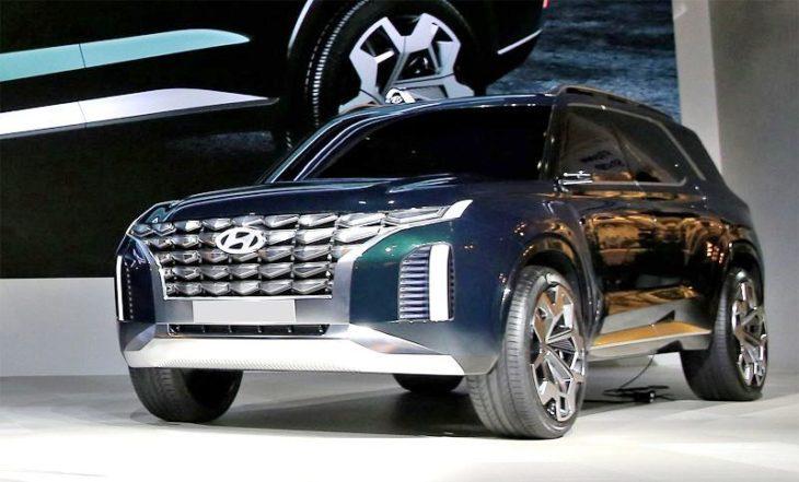 Hyundai Concept Truck Specs Engine Exterior Picture