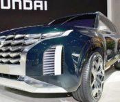Hyundai Full Size Suv Concept Specs Engine Exterior Picture