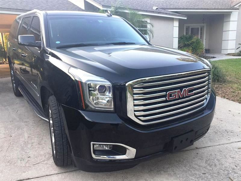 2017 Gmc Yukon Configurations 2020 Review Dimensions Towing Capacity Grill Specs