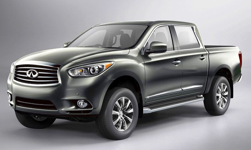 2017 Infiniti Pickup Truck 2021 Seats Reviews News Release Date Price