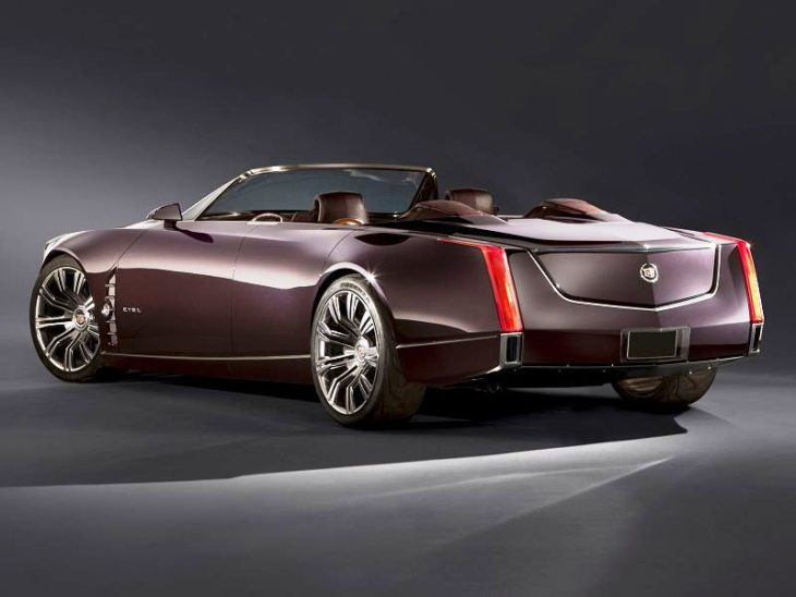 2018 Cadillac Eldorado Convertible Price 2021 Pictures Images Interior Wiki