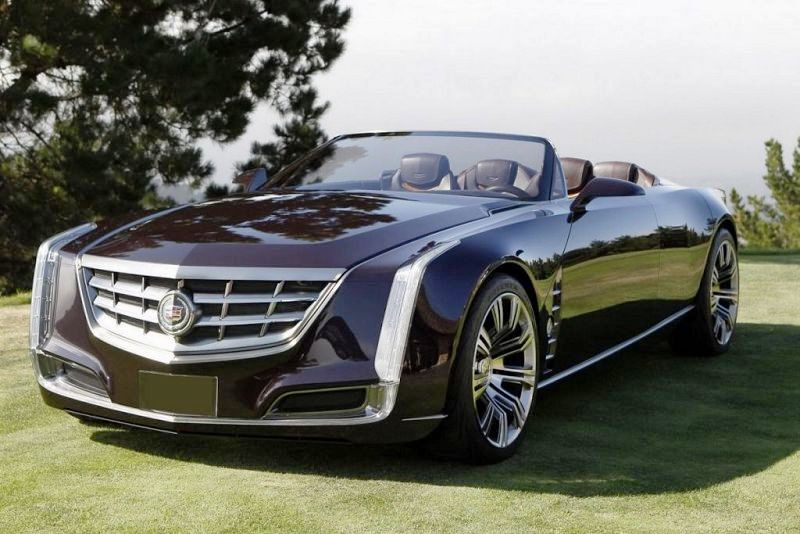 2018 Cadillac Eldorado Price 2021 Pictures Images Interior Wiki