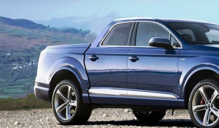 2019 Audi Pickup Truck 2021 Release Date Uk Interior