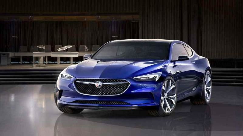 2019 Buick Avista Release Date 2021 Prices Specs Concept Images Msrp