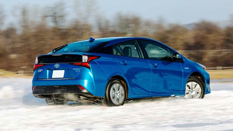 2019 Prius Release Date 2021 Mpg Review Limited Colors Specs Gas Mileage