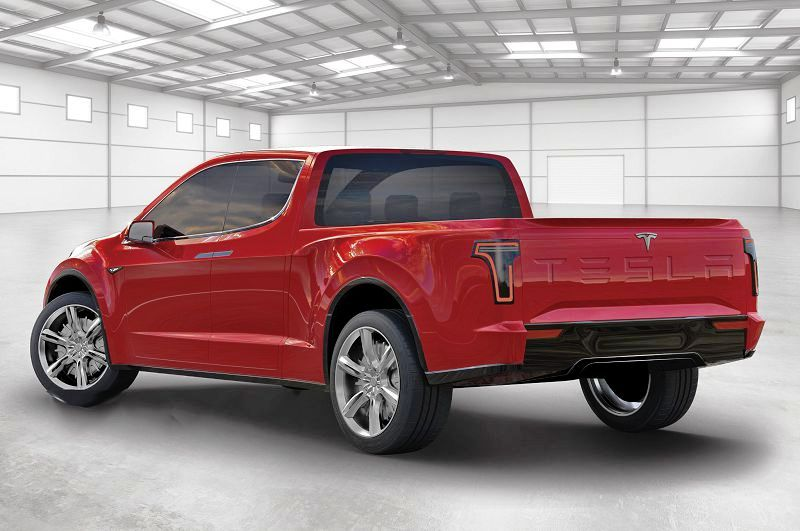 2019 Tesla Pickup Price 2021 Update Usa Unveil Upcoming Images