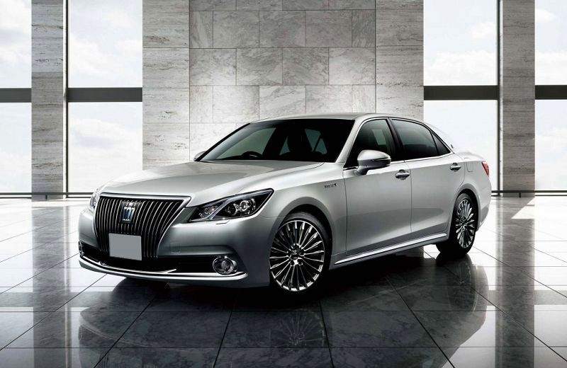 2019 Toyota Crown Redesign Price List 2021 Engine Concept Release Date