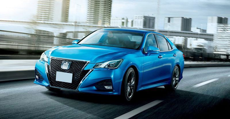 2019 Toyota Crown Redesign Prices 2021 Engine Concept Release Date
