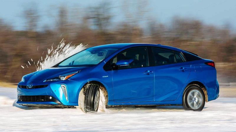 2019 Toyota Prius Awd 2021 Mpg Review Limited Colors Specs Gas Mileage