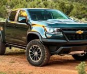 2020 Chevy Colorado Zr2 2022 Release Date Engine Specs Design