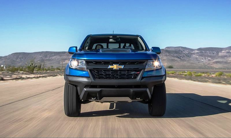 2020 Chevy Colorado Zr2 Bison 2022 Release Date Engine Specs Design