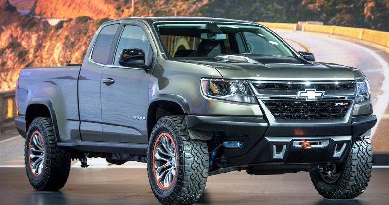 2020 Chevy Colorado Zr2 Price 2022 Release Date Engine Specs Design