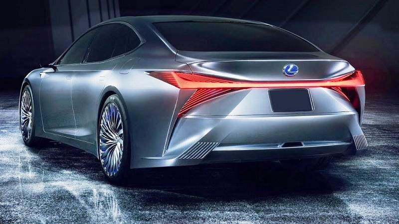 2020 Lexus Es 350 Colors 2022 Review Price Interior Pictures Changes