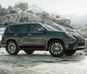 2020 Lexus Gx 460 Luxury 2022 Specifications Spy Photos Msrp Release Date
