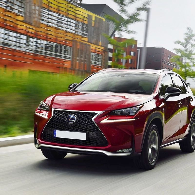 2020 Lexus Nx 300 F Sport 2022 Hybrid Msrp Spy Shots Changes Updates