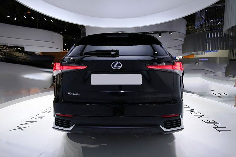 2020 Lexus Nx 300 Release 2022 Hybrid Msrp Spy Shots Changes Updates