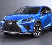 2020 Lexus Nx300h 2022 Hybrid Msrp Spy Shots Changes Updates