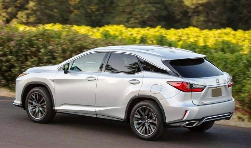 2020 Lexus Rx 350 Colors 2022 Release Date Rumors Changes Redesign