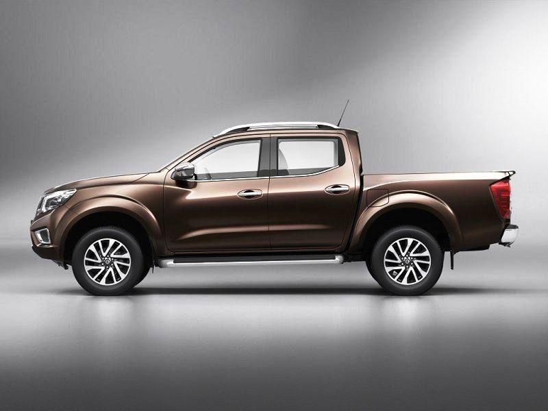 2020 Nissan Frontier Redesign 2021 Release Pickup Truck