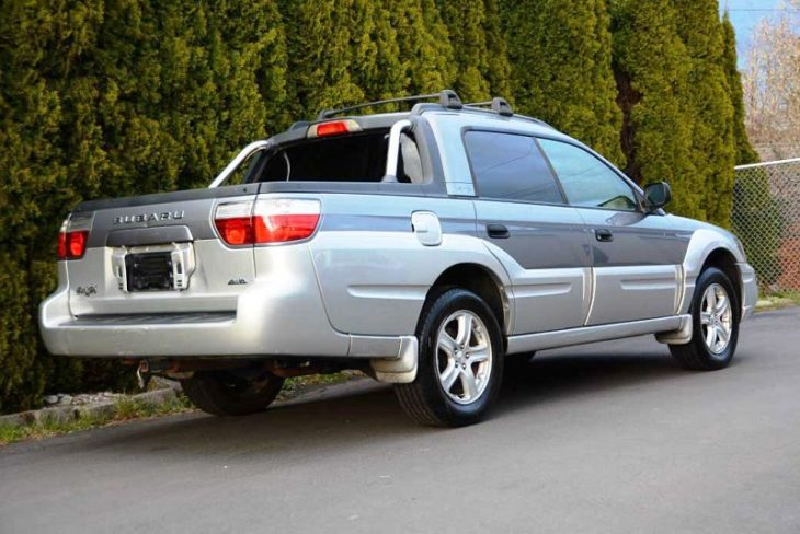 2020 Subaru Baja 2022 Price Lifted Towing Capacity