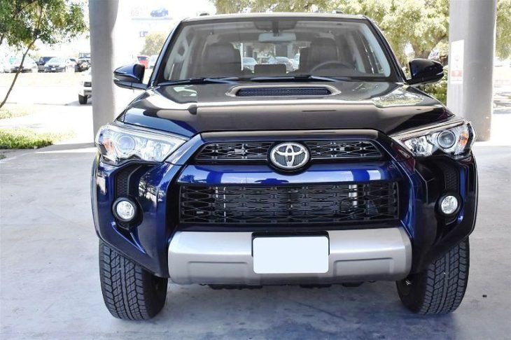 2020 Toyota 4runner Changes 2022 Specs Review Update Redesign