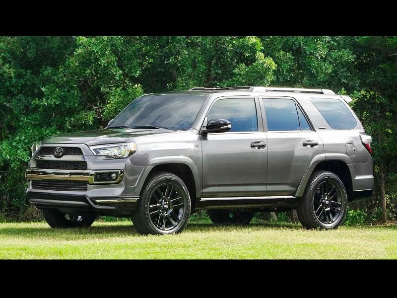 2020 Toyota 4runner Colors 2022 Specs Review Update Redesign