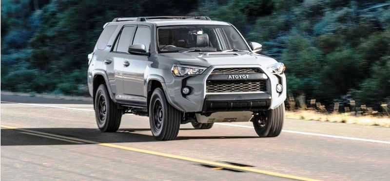 2020 Toyota 4runner Limited 2022 Specs Review Update Redesign