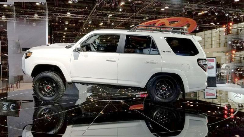 2020 Toyota 4runner Release Date 2022 Specs Review Update Redesign