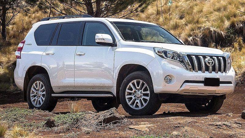 2020 Toyota Land Cruiser Prado 2022 Model Interior Release Date Review Pictures
