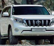 2020 Toyota Prado Australia 2022 Model Interior Release Date Review Pictures