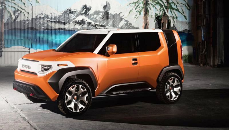 Toyota Tj Cruiser Price 2021 Redesign Review Specs Msrp ...