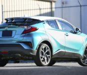 All Wheel Drive Toyota Chr 2022 Images Facelift Interior Wiki Specs