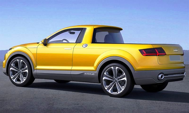 Audi Pickup Truck 2019 2021 Release Date Uk Interior Picture