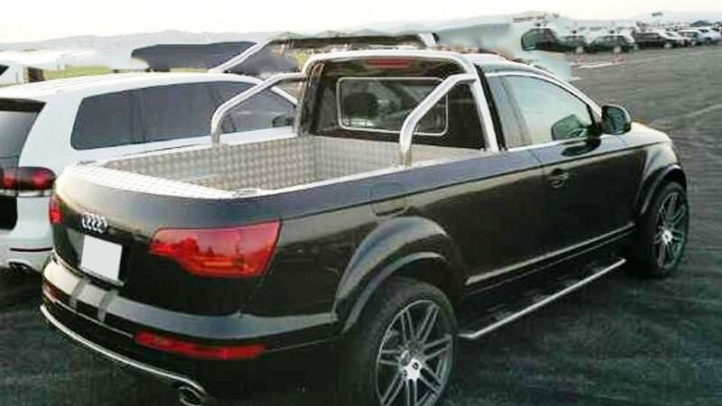 Audi Pickup Truck 2021 Release Date Uk Interior Picture