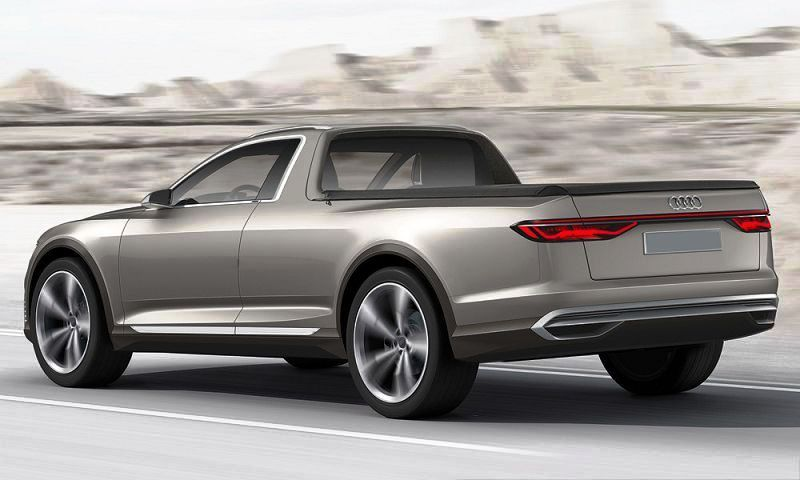 Audi Pickup Truck Conversion 2021 Release Date Uk Interior Picture