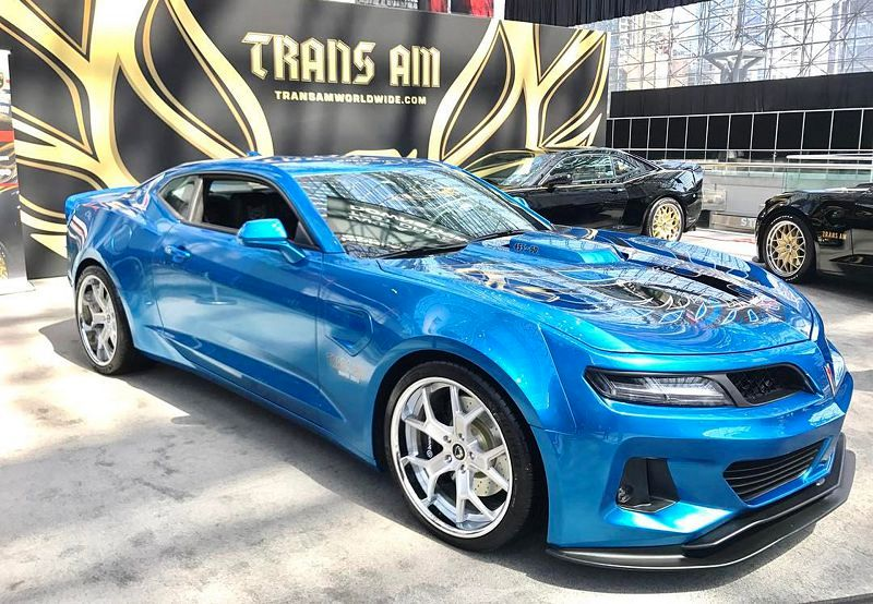 Bandit Trans Am Specs 2020 Horsepower Interior Top Speed Engine