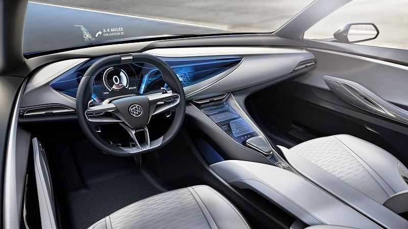 Buick Avista 2019 Interior Pics 2021 Prices Specs Concept Images Msrp